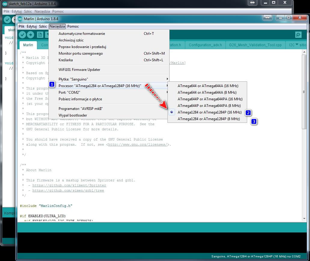 CR-10 firmware aktualizacja itp – INNY WYMIAR WIATRU